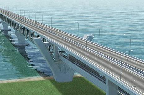 Resultado de imagen de Padma Bridge